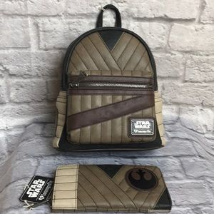 Lounge Fly Star Wars the last Jedi Mini Backpack